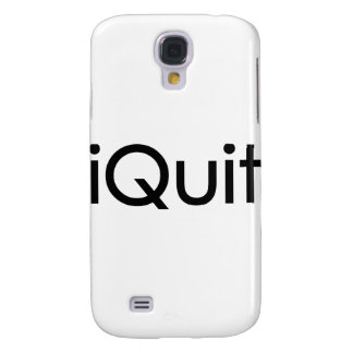 iQuit (Jobs) Galaxy S4 Cover