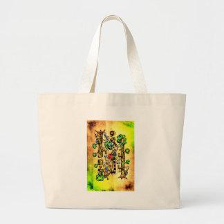 IR0003 Fable fairy fanstasy Canvas Bags