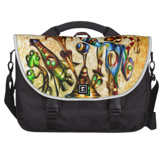 IR0007 Fable fairy fanstasy Bag For Laptop