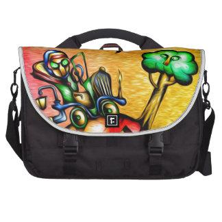 IR0009 Fable fairy fanstasy Laptop Bags