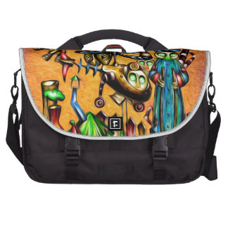 IR0010 Fable fairy fanstasy Laptop Messenger Bag