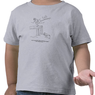 ¡Ir-natación! - Modificado para requisitos Camiseta