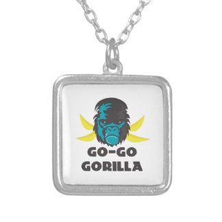 Ir-Va el gorila Colgantes