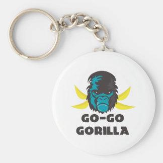 Ir-Va el gorila Llaveros