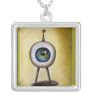 Ira little alien series necklaces