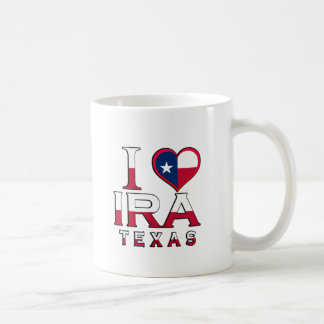 Ira, Texas Coffee Mug