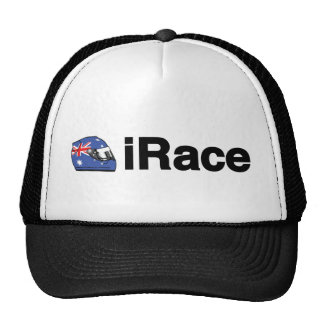 iRace Cap Trucker Hat