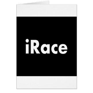 iRace Card