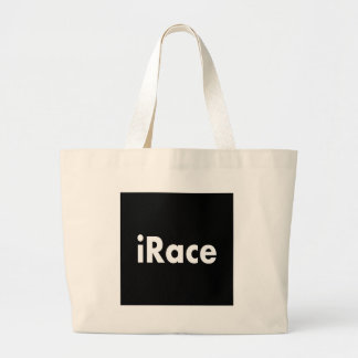 iRace Large Tote Bag