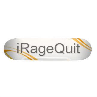 iRageQuit Rage Quitting Gamer Skate Board Decks