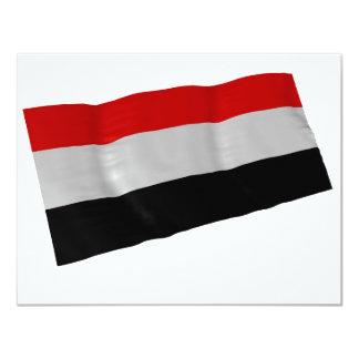 irak 4.25x5.5 paper invitation card
