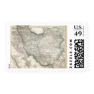 Iran and Iraq Postage Stamp