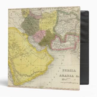 Iran and Saudi Arabia Binder