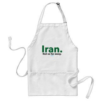 Iran... Adult Apron