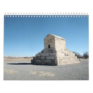 Iran Architecture Calendar