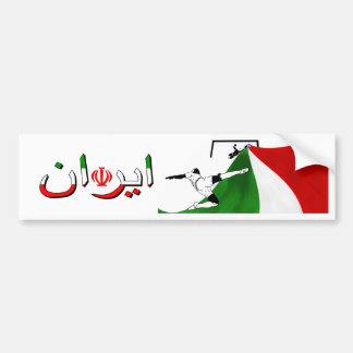 Iran Bumper Sticker