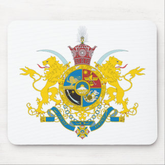 Iran Coat of Arms (Pahlavi Dynasty 1925-1979) Mouse Pad