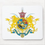Iran Coat of Arms (Pahlavi Dynasty 1925-1979) Mouse Mats