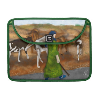 Iran Cowgirl Sleeves For MacBook Pro
