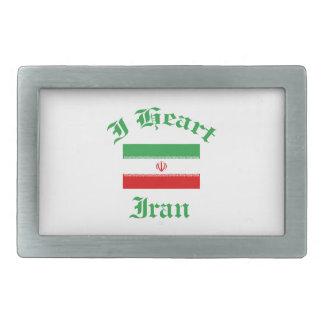iran design belt buckles