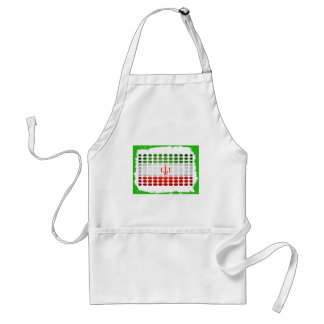 IRAN DIRTY FLAG PRODUCTS ADULT APRON