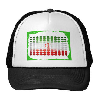 IRAN DIRTY FLAG PRODUCTS TRUCKER HATS