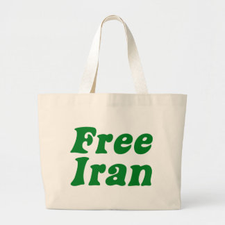 Iran Election Tote Bags