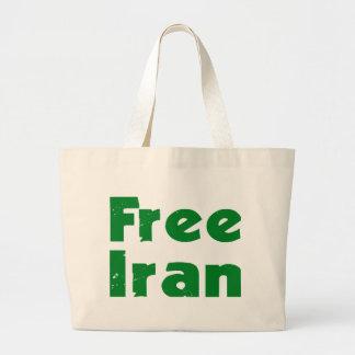 Iran Election Large Tote Bag