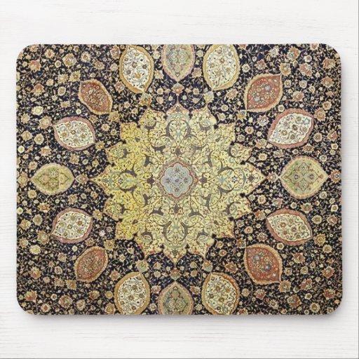 Iran Esfahan Carpet Mouse Pad Zazzle