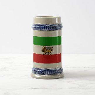 Iran Flag 1925-1979 Mug