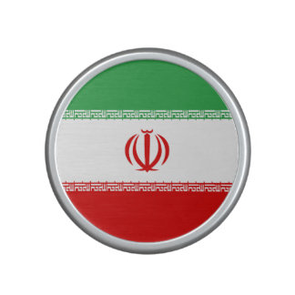 Iran Flag Bluetooth Speaker