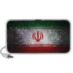 Iran Flag Firework Mini Speaker