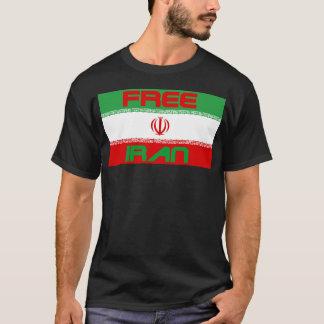 Iran Flag Free Iran T-Shirt