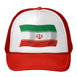 Iran Flag Hat