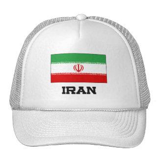 Iran Flag Trucker Hats