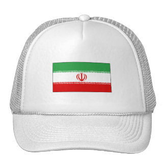 Iran FLAG International Hat
