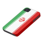 Iran Flag iPhone 4 Cover