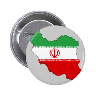 Iran flag map button