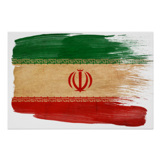 Iran Flag Posters