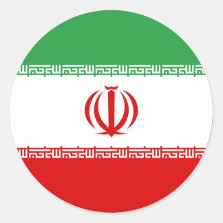 Iran Flag Sticker