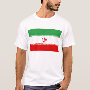 ae5b2ee1985 Iran T-Shirts - T-Shirt Design & Printing | Zazzle