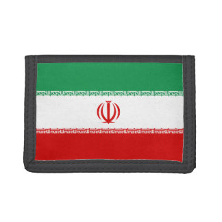 Iran Flag Wallet