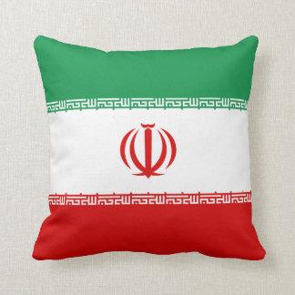 Iran Flag x Flag Pillow