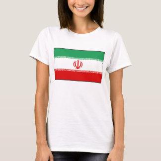Iran Flag x Map T-Shirt