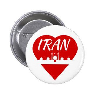 Iran Heart Button