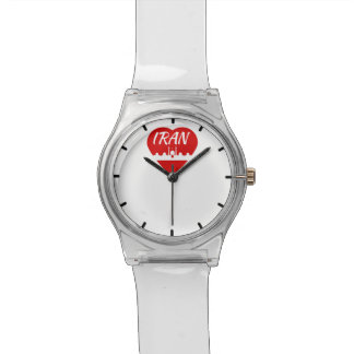 Iran Heart Wristwatches