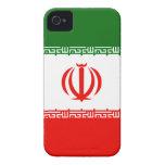 Irán iPhone 4 Case-Mate Cárcasa
