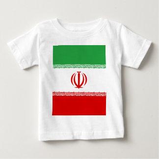 Iran IR , Flag, Coat of arms جمهوری اسلامی ایران Baby T-Shirt