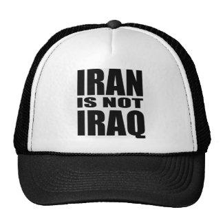 Iran Is Not Iraq Trucker Hat