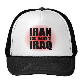 Iran Is Not Iraq (soft) Trucker Hat